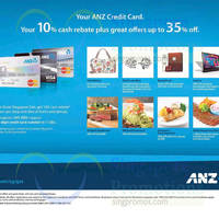 Read more about ANZ Dining, Beauty & Lenovo Notebook GSS Offers 16 May 2015
