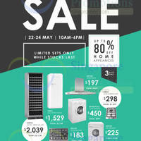 Read more about APS Lifestyle Annual Warehouse Sale 22 - 24 May 2015