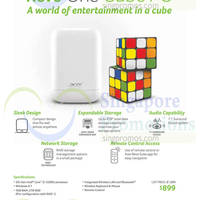 Acer Revo One Cupe PC Features & Price 29 May 2015