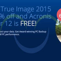 Read more about Acronis Buy True Image & Get Disk Director FREE Promo 22 - 28 May 2015