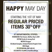 Read more about Aerosoles 30% OFF May Day Sale 1 May 2015