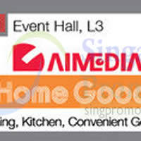 Aimedia Ideal Home Goods Fair @ Nex 26 May - 3 Jun 2015