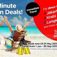 Read more about Air Asia fr $40 Promo Fares 25 - 31 May 2015