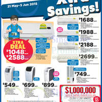 Read more about NTUC Fairprice Air Conditioners, Groceries & Other Offers 21 May - 3 Jun 2015