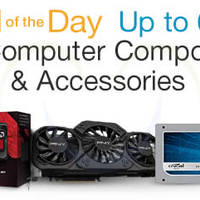 Read more about Amazon.com Up to 60% Off Computer Parts & Accessories 24hr Promo 14 - 15 May 2015