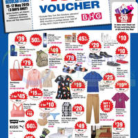 Read more about BHG Super Sale 20% Off Promotion 15 - 17 May 2015