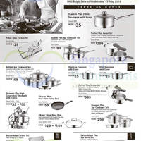 Read more about WMF Cookware Offers @ BHG 1 - 13 May 2015