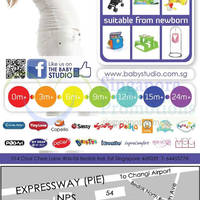 Read more about Baby Studio Warehouse Sale 15 - 16 May 2015