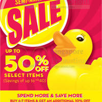 Bath & Body Works SALE From 30 May 2015