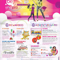 Read more about Bedok Mall Be a Shopaholic Promotions & Activities 31 May - 30 Jun 2015