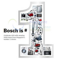 Read more about Bosch Great Singapore Sale SG50 Deals 1 - 30 Jun 2015