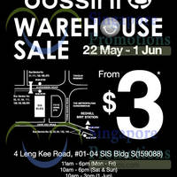 Read more about Bossini Warehouse SALE 22 May - 1 Jun 2015