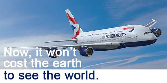 British Airways 13 May 2015