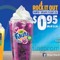 Read more about Burger King From $0.95 New BK Floats 14 May 2015
