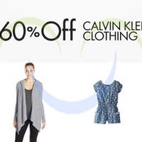 Read more about Calvin Klein 60% Off Apparel For Women, Kids & Baby 24hr Promo 10 - 11 May 2015