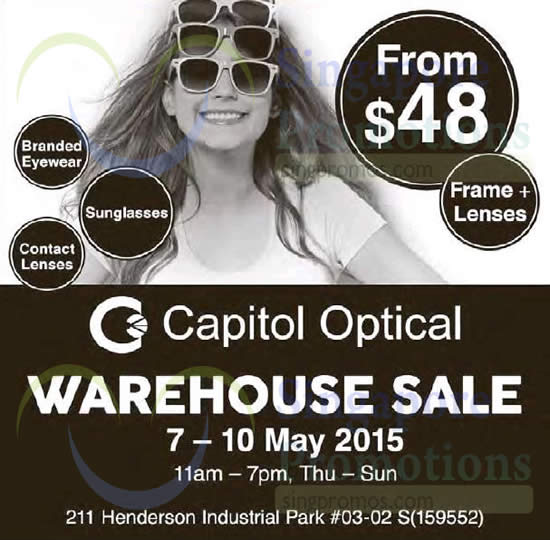 Capitol Optical 6 May 2015