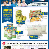 Read more about NTUC Fairprice Catalogue Super Saver, Ziploc, Sona, Wines, Beauty & More Offers 14 - 27 May 2015
