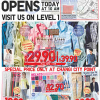 Read more about Uniqlo Islandwide Limited Offers 15 - 21 May 2015