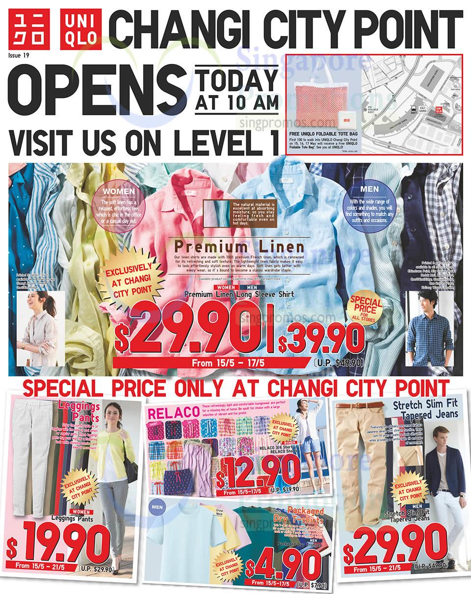 Changi City Point Specials