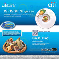 Read more about Pan Pacific Restaurants & Din Tai Fung Dining Privileges For Citibank Cardmembers 10 May 2015