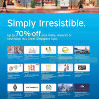 Read more about Citibank Great Singapore Promotion Deals 21 May - 31 Jul 2015