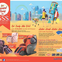 Clementi Mall Great Singapore Sale Promotions & Activities 29 May - 26 Jul 2015