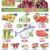 Cold Storage $1.09/100g Salmon Promotion 30 May - 1 Jun 2015