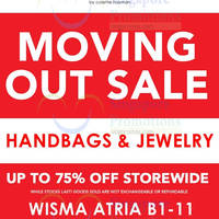 Read more about Colette by Colette Hayman Moving Out Sale @ Wisma Atria 19 - 24 May 2015
