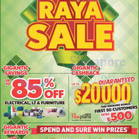 Read more about Courts Gigantic Raya Sale Offers 2 - 4 May 2015