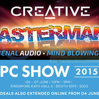 Creative Store $20 to $100 Off Coupon Codes 4 Jun 2015