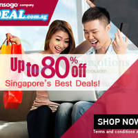 Deal.com.sg Ensogo $5 OFF $20 Min Spend Storewide Discount Coupon Code From 26 Nov 2015