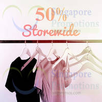 Read more about Dear Laura 50% Storewide Promotion @ Bugis+ 8 - 22 May 2015