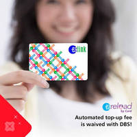 Read more about EZ-Link EZ-Reload No Service Fee For DBS/POSB Cardmembers 4 May 2015