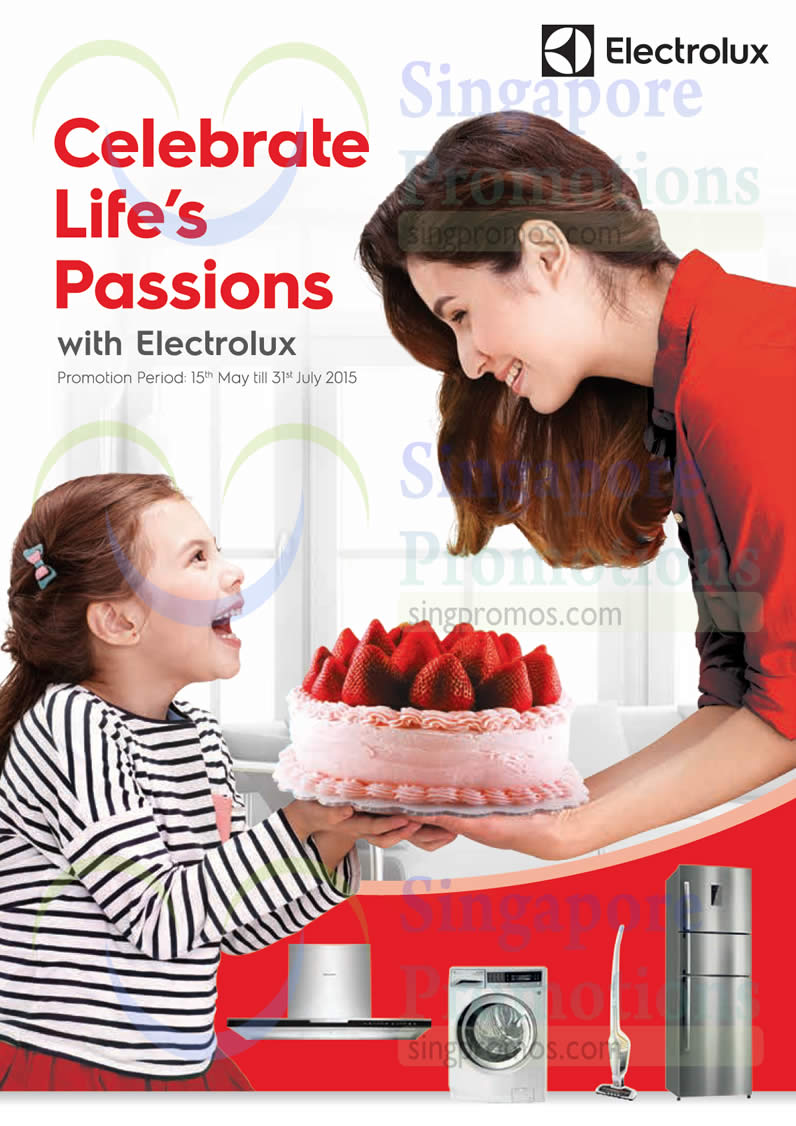Electrolux Promotions