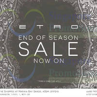 Read more about Etro End of Season Sale 20 May 2015