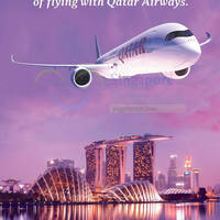 Read more about Qatar Airways New A350 XWB Aircraft Flies From 11 May 2015