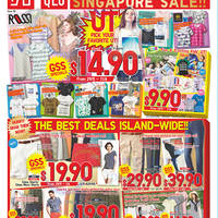 Read more about Uniqlo Islandwide GSS Limited Offers 30 May - 11 Jun 2015