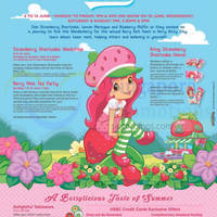 Forum The Shopping Mall Strawberry Shortcake Promotions & Activities 31 May 2015