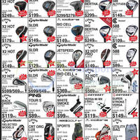Read more about Golf Direct May Super Sale Offers 8 - 21 May 2015
