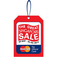 Read more about Great Singapore Sale 2015 Sales, Events, Offers, Happenings, Deals 29 May - 26 Jul 2015