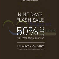 Read more about Grohe 50% Off Flash Sale Promotion 16 - 24 May 2015