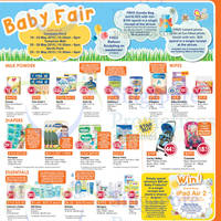 Read more about Guardian Health & Beauty Baby Fair @ Northpoint 25 - 31 May 2015