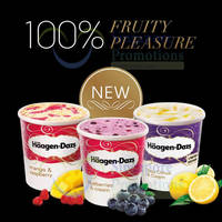 Häagen-Dazs FREE Samples Giveaway @ ION Orchard 31 May 2015
