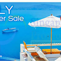 Hotels.com Up To 40% OFF Early Summer Sale 7 - 30 May 2015