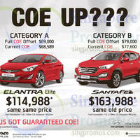 Read more about Hyundai Elantra Elite & Hyundai Santa Fe Offers 9 May 2015