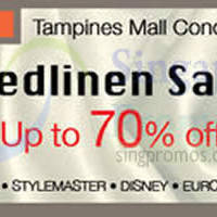 Read more about Isetan Bedlinen Sale @ Tampines Mall 13 - 19 May 2015