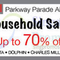 Read more about Isetan Household Sale @ Parkway Parade 8 - 14 Jun 2015