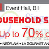 Read more about Isetan Household Sale @ Westgate 4 - 17 May 2015