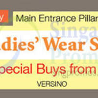 Read more about Isetan Ladies' Wear Sale @ Parkway Parade 30 Apr - 6 May 2015