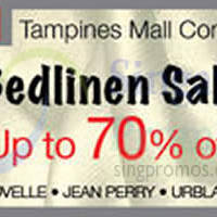 Read more about Isetan Tampines Bedlinen Sale @ Tampines Mall 20 - 26 May 2015